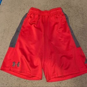 Under Armour youth boys shorts